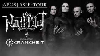 Nachtblut - Apostasie-Tour