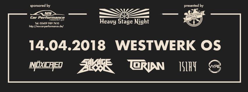 Heavy Stage Night