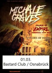 Michale Graves Tour 2109