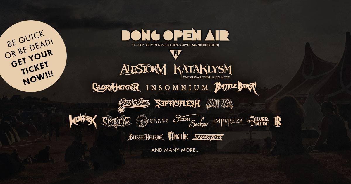 Dong Open Air