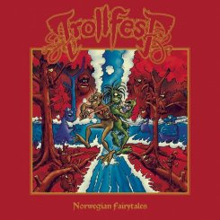 CD-Cover Trollfest Norwegian Fairytales