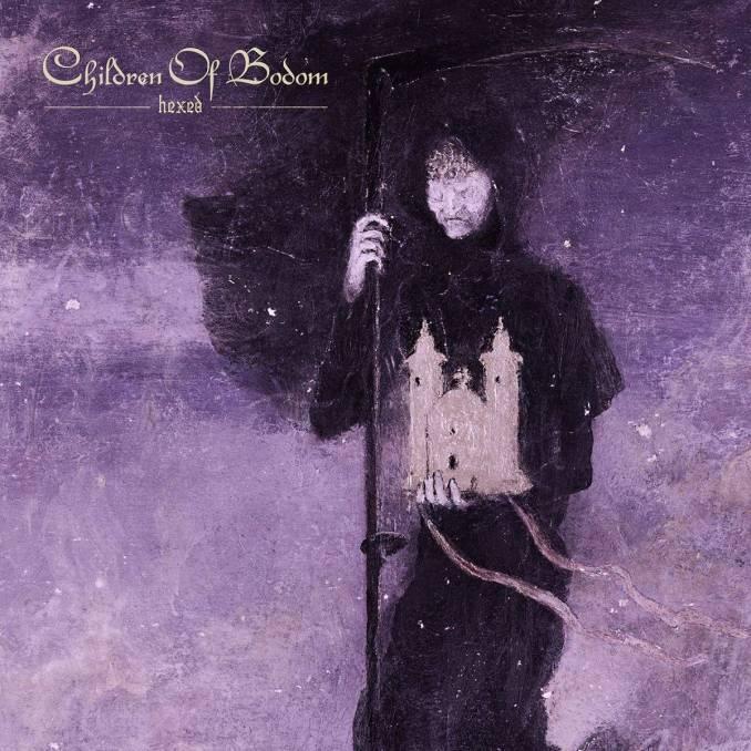 CD-Cover Children of Bodom Hexed