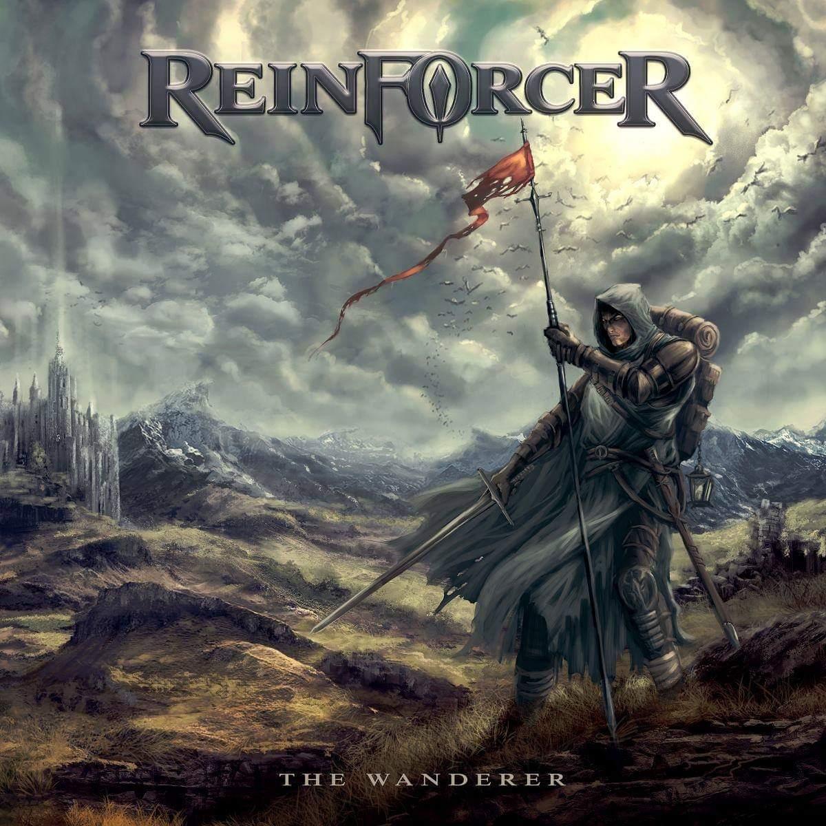 CD-Cover, Reinforcer-The_Wanderer