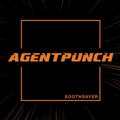 CD-Cover Agentpunch - Soothsayer
