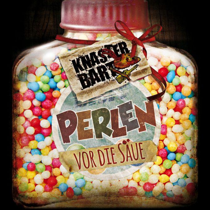 CD-Cover Knasterbart Perlen Vor Die Säue