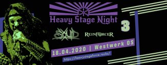 Heavy Stage Night 3 - Titel-2