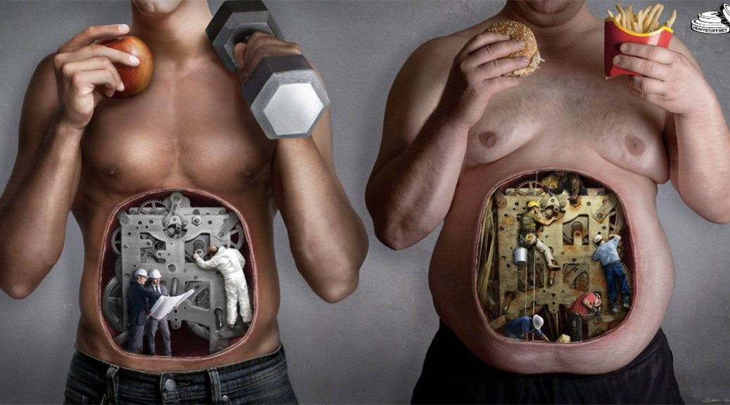 сушка жира на животе для мужчин