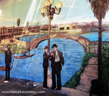 Laurel & Hardy in Venice