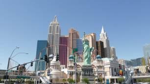 Las Vegas' New York imitation