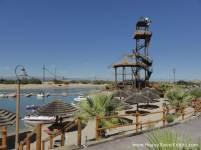 Pirate Cove near Topock