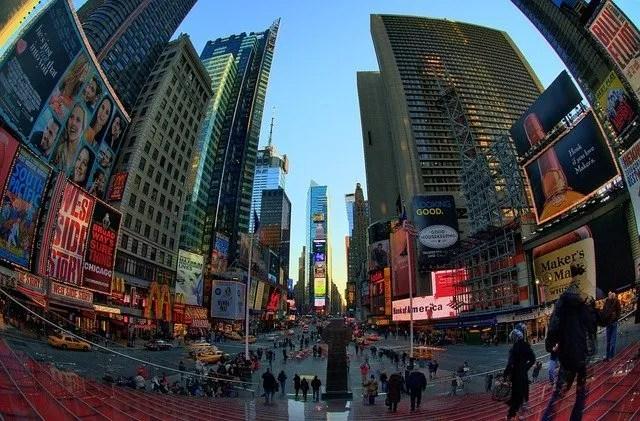 כיכר טיימס | טיימס סקוור| באנגלית: Times Square