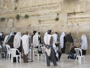 יהודים בכותל