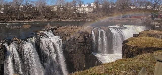 המפלים הגדולים של ניו ג'רזי – חצי שעה ממרכז ניו יורק