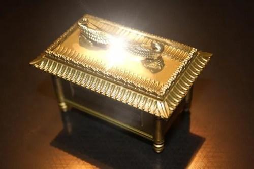 ארון הברית קודש הקודשים