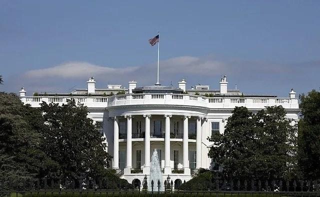 הבית הלבן בוושינגטון