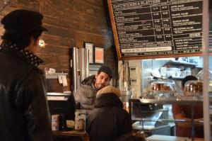 the falafel shop NYC