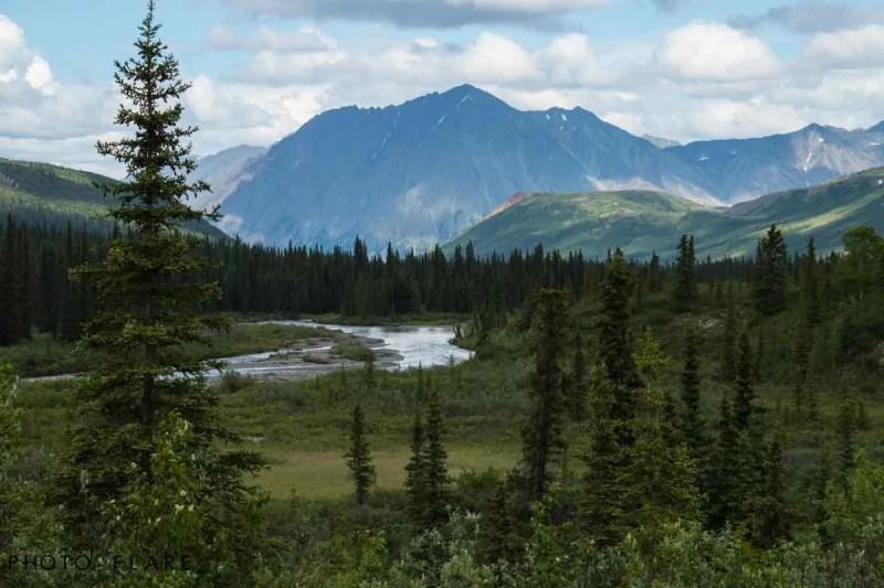 נופי אלסקה ארצות הברית
