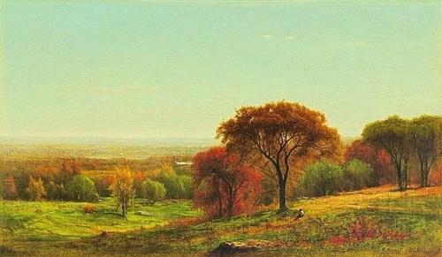ציור של הרי הקטסקיל