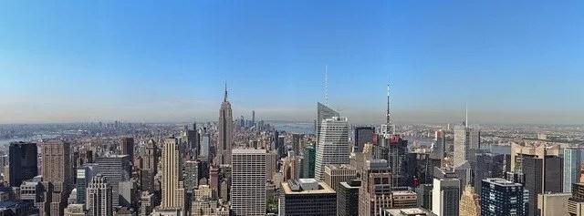 פנורמה של ניו יורק