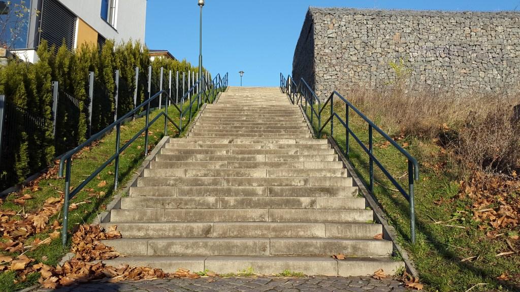 Treppen - Sprint