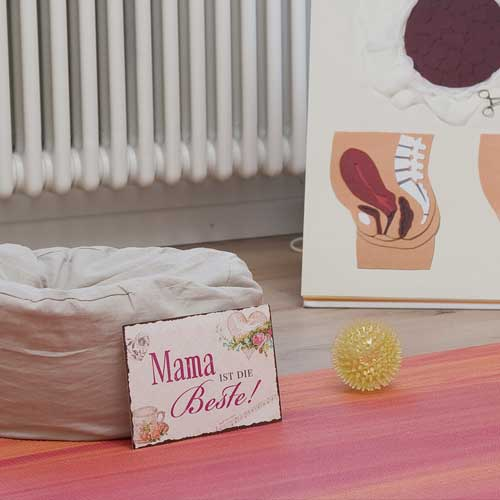 Pilates vor und nach der Geburt