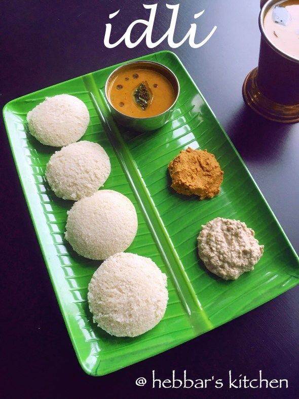 Hebbar S Kitchen Idli Recipe
