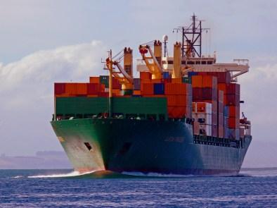 Ocean Trader by Maureen Dean