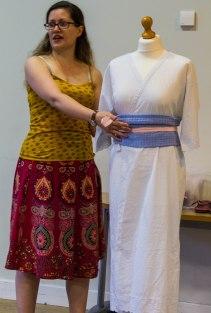 undergarment and first belt
