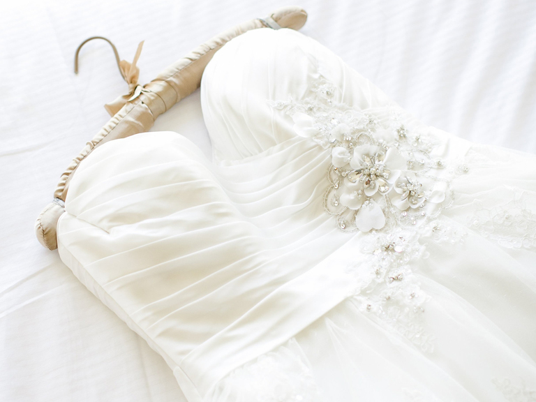 Tips: How To Preserve Your Wedding Dress