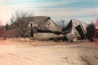 old Eberhard barn