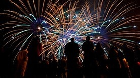 2nd fireworks
