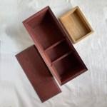 Boîte en bois design contemporaine et sur mesure, ébéniste, ébénisterie, woodwork, VANNES, morbihan, ploeren