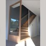 escalier sur mesure, aménagement sur mesure, Vannes, Morbihan, Menuisier, Agenceur, arzon, presqu'île de rhuys