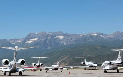 Heber Valley Airport to Resume Master Plan Process After Record Air Traffic During 2020