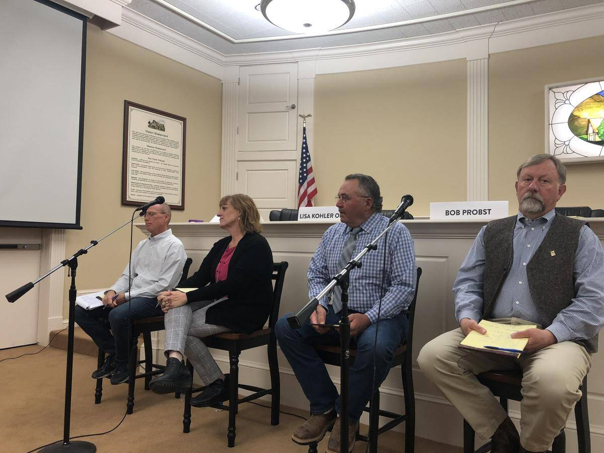 Midway City Council Candidates