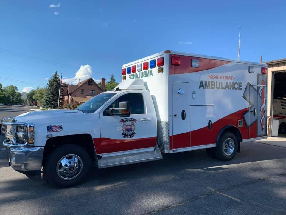 Wasatch County EMS