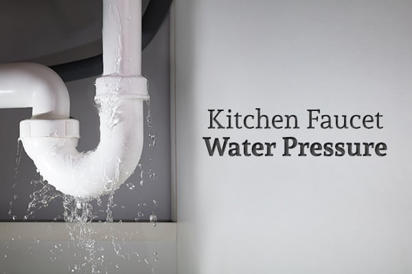 how to fix low water pressure in a