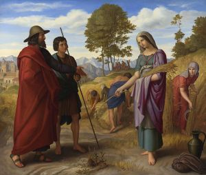 Ruth et Boaz dans les champs  (National Gallery, London)