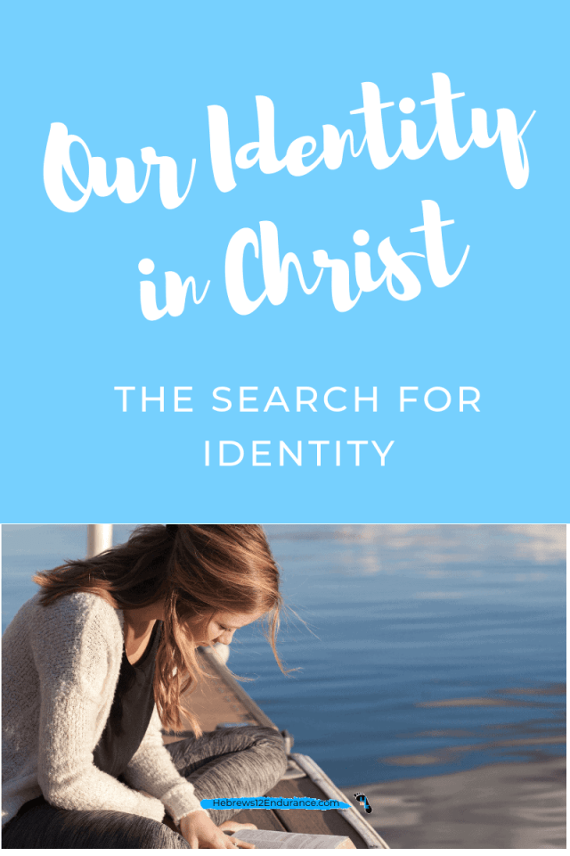 Our identity in Christ Bible study
