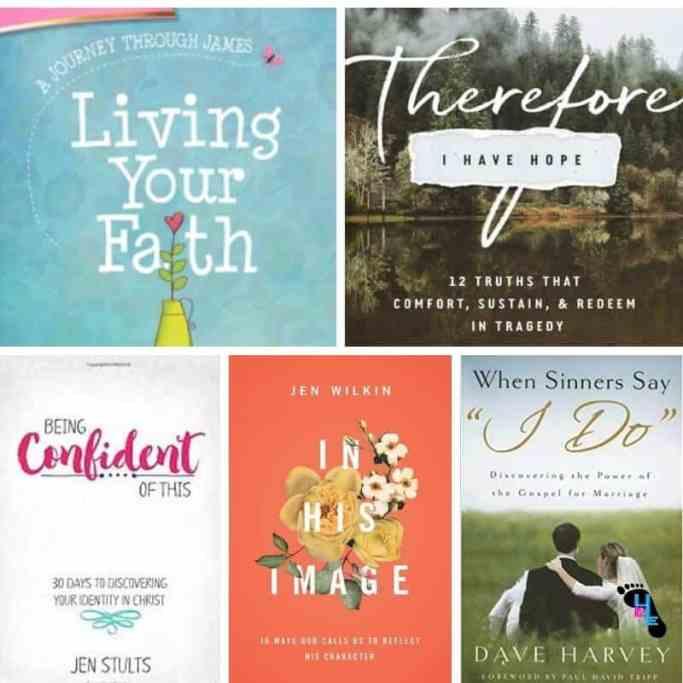 Christian Faith books to know God