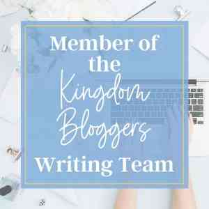 Kingdom Blogger Contributor