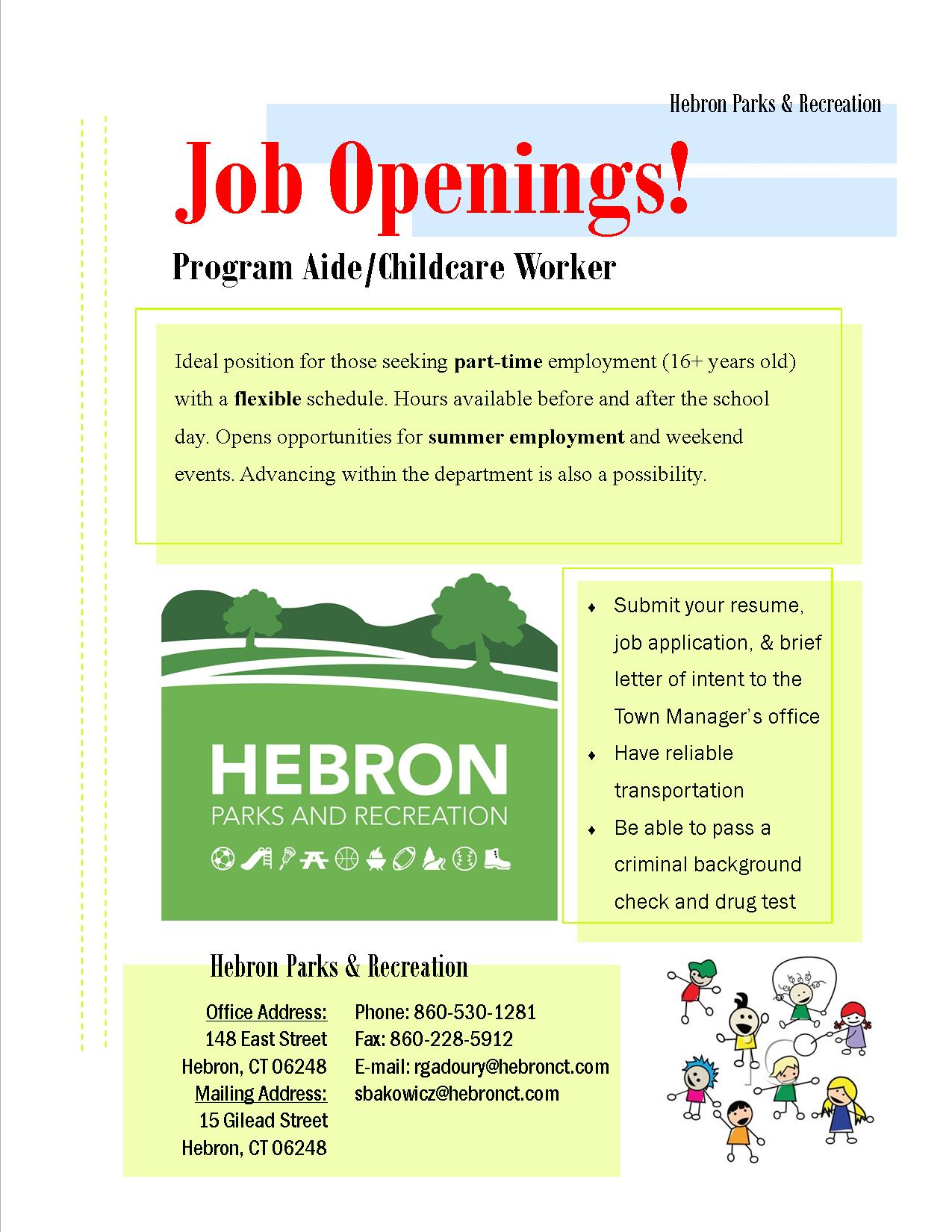 Part Time Jobs Openings Near Me For 16 Year Olds