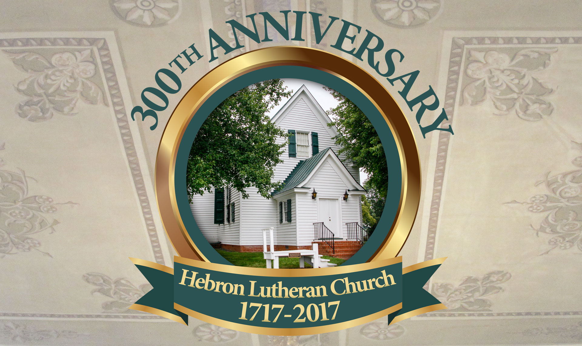 300th Anniversary of Hebron Lutheran Church in Madison, Virginia