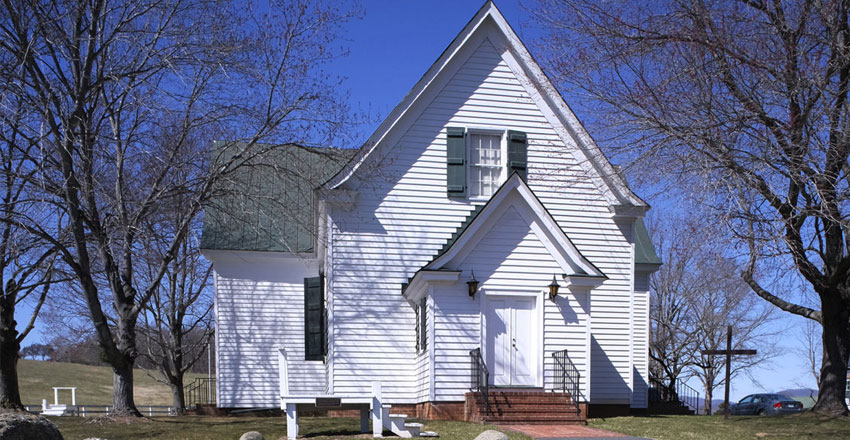 Hebron Lutheran Church endured a tumultuous path to its 300th birthday Hebron turns 300