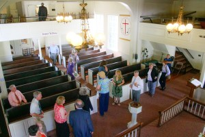 Hebron Lutheran Church 300th Anniversary 30 April 2017