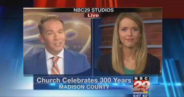 Madison County Church Celebrates 300 Years