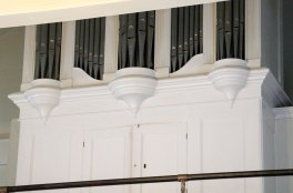 Tannenburg Organ at Hebron Lutheran Church in Madison, Virginia