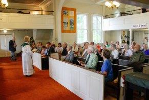Hebron Lutheran Church July 2014 Germanna Reunion
