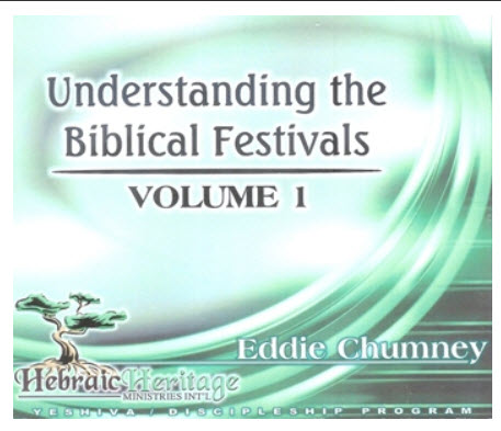 Understanding the Biblical Festivals ~ CD 1
