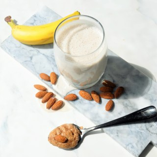 Healthy Homemade Protein Shake